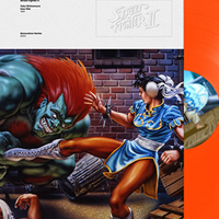 Get the Street Fighter II Soundtrack on Vinyl