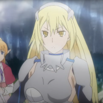 Sentai Filmworks Adds Sword Oratoria Anime