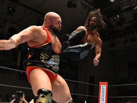 NJPW's G1 Climax Madness Continues on Night Two