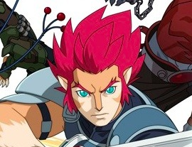 First Trailer for Studio 4ºC's Thundercats