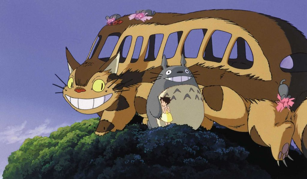Classic Anime Film My Neighbor Totoro Heads to Theaters This Month