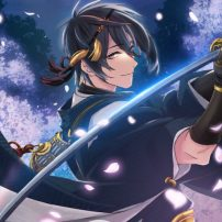 Ufotable Previews New Touken Ranbu Anime