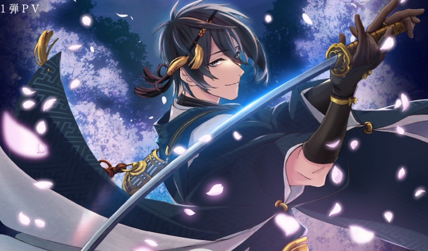 Ufotable Previews New Touken Ranbu Anime