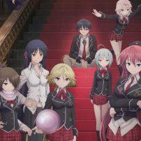 Trinity Seven Anime Film Announced