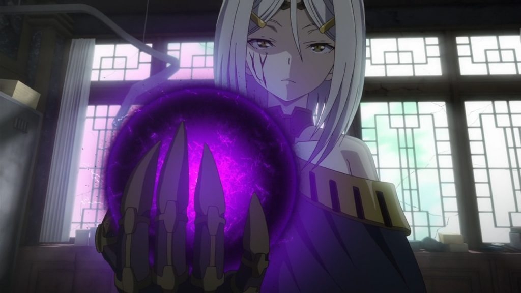 Trinity Seven Anime Takes Its Lessons in Sin to Blu-ray & DVD