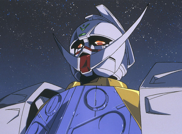 Experience the Turn A Gundam Saga in High Definition