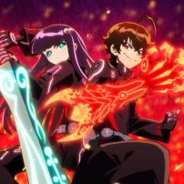 Twin Star Exorcists Anime Set for April