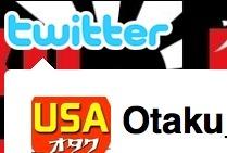 Otaku USA is Now on Twitter!