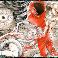 Urotsukidoji Manga Celebrates the Tentacle Master's Origins