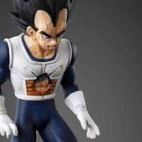 New Vegeta Figurine Recreates Classic Dragon Ball Z Scene