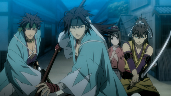 [Review] Hakuoki: Demon of the Fleeting Blossom