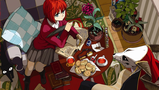 [Review] The Ancient Magus' Bride