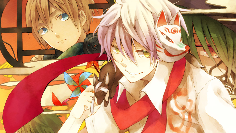 [Review] Of the Red, the Light, and the Ayakashi