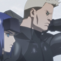 [Review] Ghost in the Shell: Arise—The New Movie