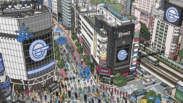 Ghost In The Shell Studio Production I.G To Open Store In Shibuya