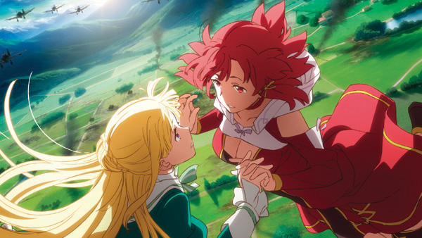 Meet the alternate history  fantasy series known as  Izetta: The Last Witch.