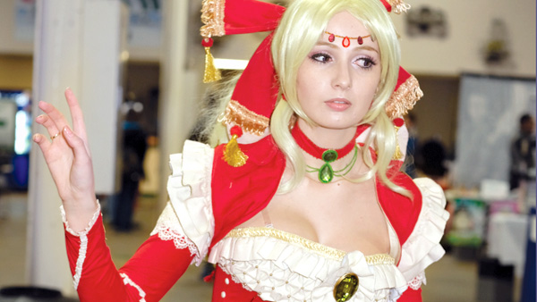 Cosplay Evolution: Acceptance is Definitely on the Rise!