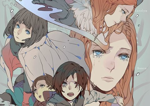 Like Game of Thrones? Watch These Anime!