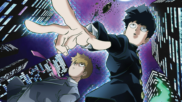 Mob Psycho Might Just Be The Single Coolest-Looking Anime Show of 2016