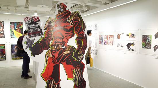 Ninja Slayer From Animation Exhibition Photo Report