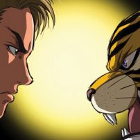A nostalgic classic is back on TV in the form of Tiger Mask W