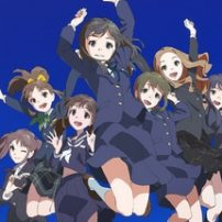 Wake, Up Girls! Anime Movie Previewed in Ads