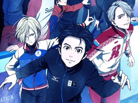 Yuri!!! on ICE Shop Coming to Kinokuniya USA