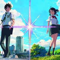 Japanese Your Name Home Video Announced with English Subtitles