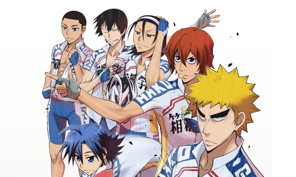 Yowamushi Pedal Season 3 Titled 'New Generation'