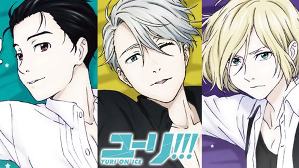 Get Comfy With These Yuri on Ice Pillow Covers