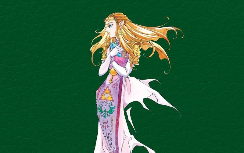 Speedrunning The Legend of Zelda: Ocarina of Time in Manga Form