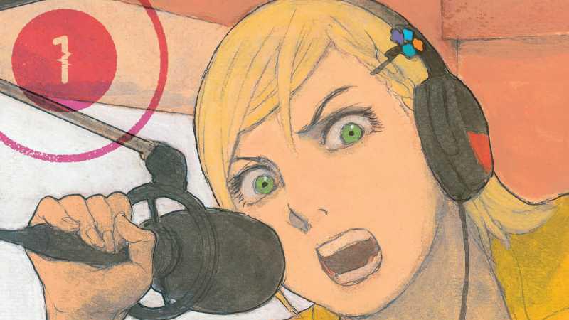 Criador de Blade of the Immortal Hiroaki Samurai' 'Wave, Listen to Me!' Manga Obtém TV Anime