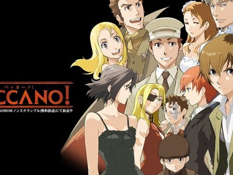 Baccano, Mononoke Among Series That Turn 10 This Summer