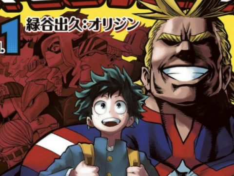 My Hero Academia's Kohei Horikoshi Takes Week Off Due to Illness