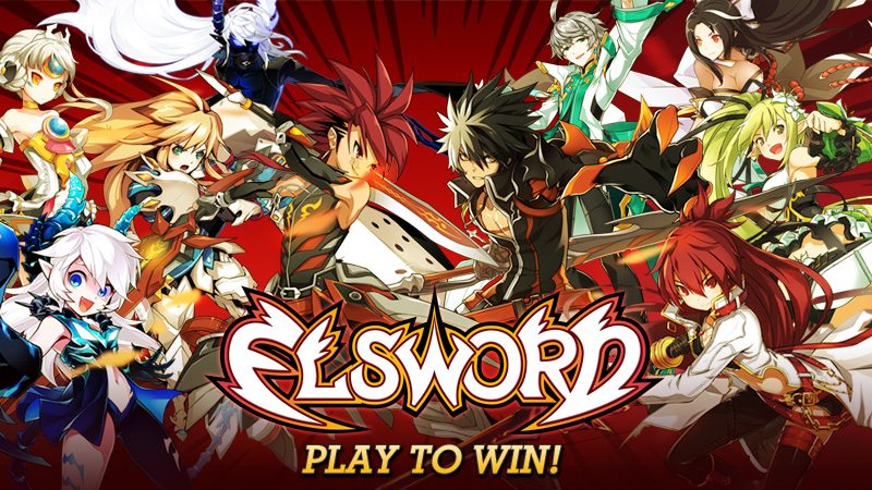 Hopping Into Elsword Gives You Access To Twelve Specialized And Customizable Characters Players Will Be Able Evolve Their Fighting Styles