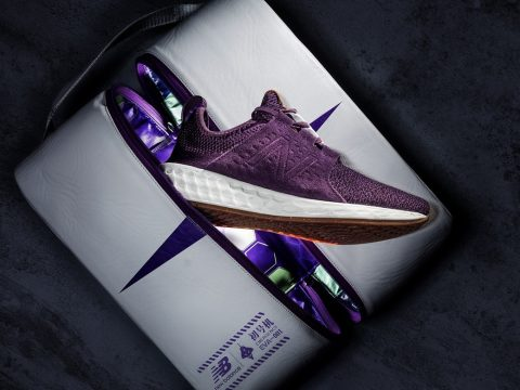 These New Balance Evangelion Sneakers Are Pretty Subtle