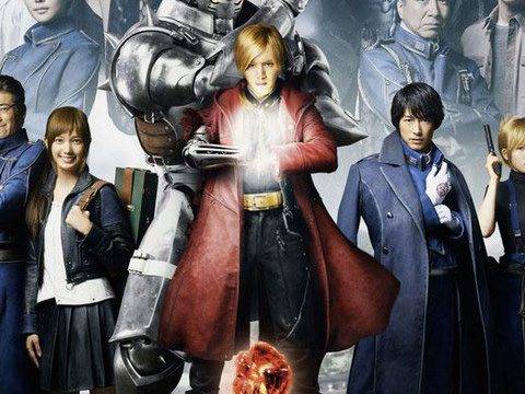 New Live-Action Fullmetal Alchemist Poster Unveils Full Cast