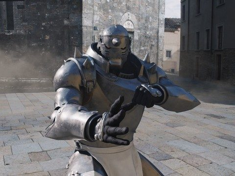 Live-Action Fullmetal Alchemist Behind-the-Scenes, Promotional Stills Revealed