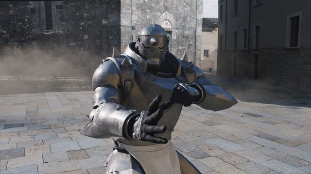 Live-Action Fullmetal Alchemist Heads to Netflix Next Month