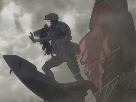 Genocidal Organ Anime Film Shows Off First 14 Minutes