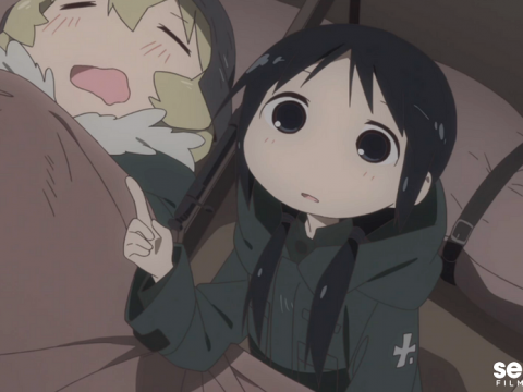 Sentai Filmworks Licenses Girls' Last Tour Anime