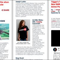 Otaku USA Online: Bigger & Better Than Ever!