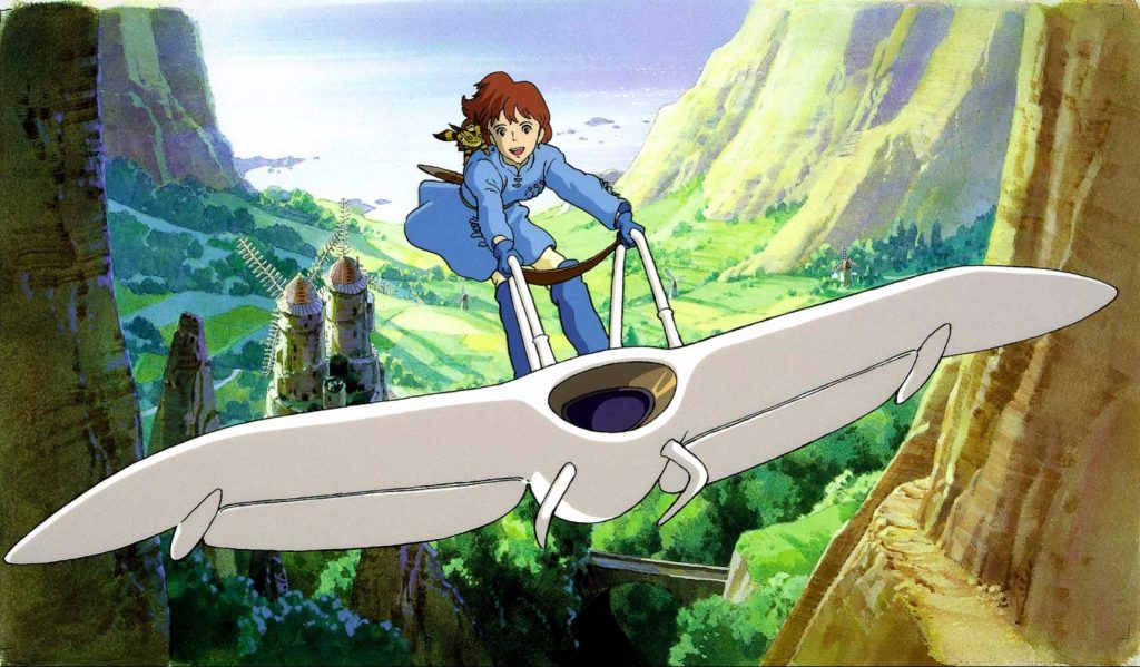 Nausicaä of the Valley of the Wind Anime Film Celebrates 35th Anniversary in U.S. Theaters