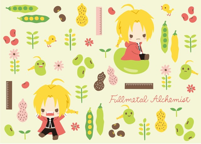 Hello Kitty Maker Sanrio Reveals Fullmetal Alchemist Merchandise