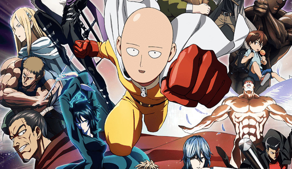 One-Punch Man Anime's Second Season Reveals Staff