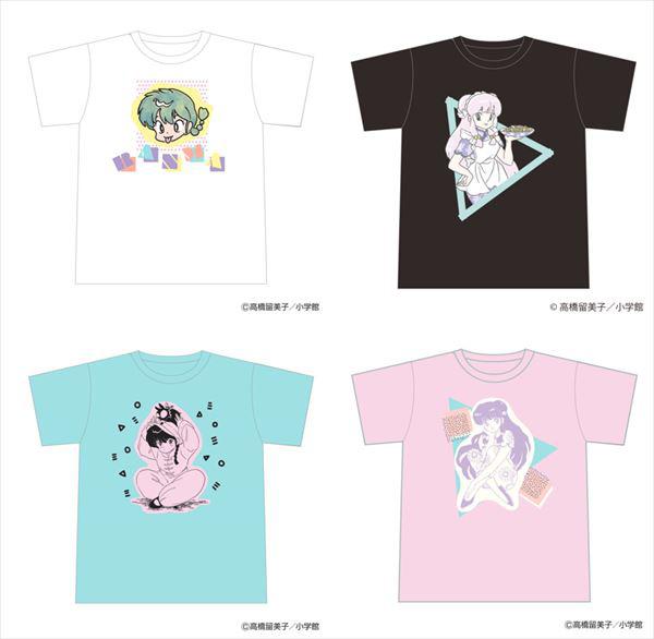 ranma t-shirts