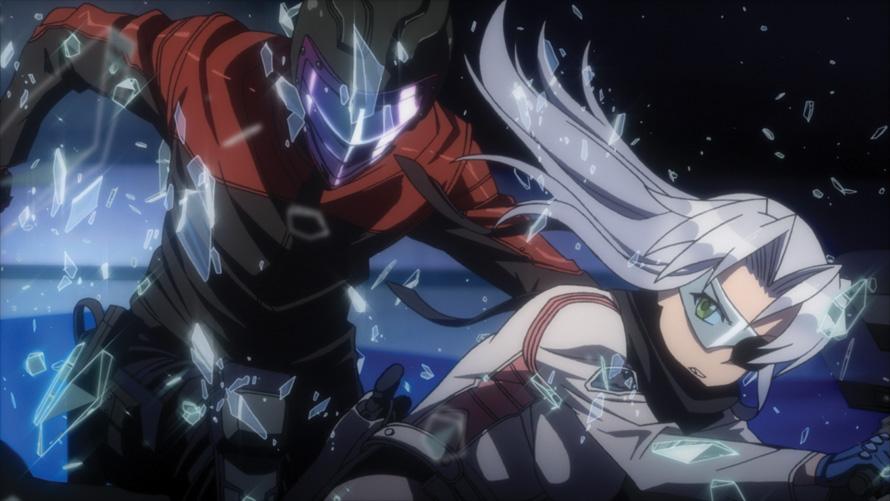 Triage X anime