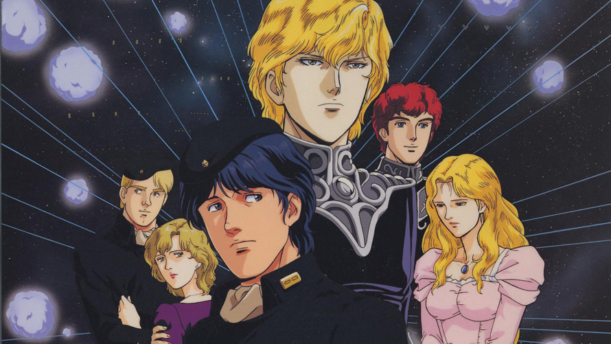 Legend of the Galactic Heroes [Review]