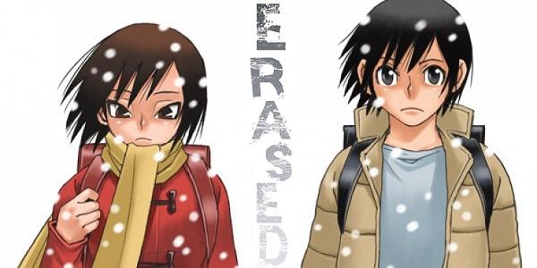 Erased [Manga Review]