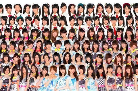 Man Trashes 585 AKB48 CDs, Faces Charges